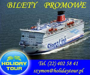 Holiday Tour - bilety promowe